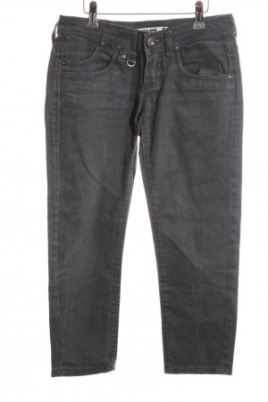 Terranova 3/4-jeans donkergrijs casual uitstraling