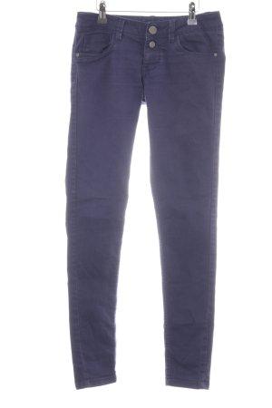 Terranova Skinny Jeans blauviolett Casual-Look