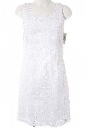 Terre Bleue Sheath Dress white casual look