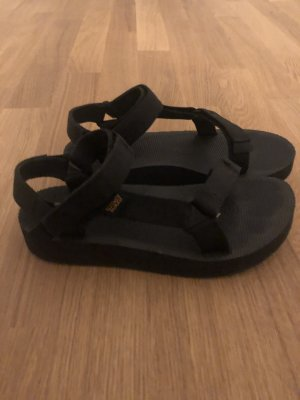 Teva Sandale d'extérieur noir