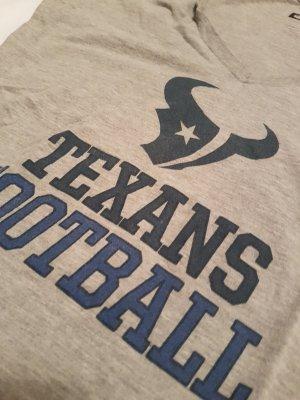 Texas Football Shirt Grau