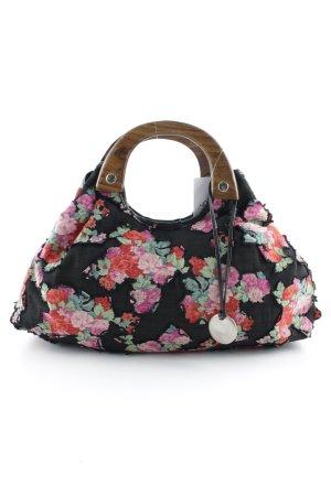Texier Handtasche Blumenmuster Vintage-Artikel