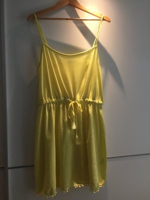Tezenis Strandkleid in Gelb
