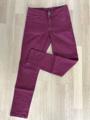 Tezenis Stretch-Jeans/Jeggins Rot Gr. S