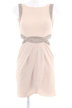 TFNC Abendkleid creme Elegant