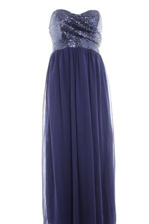 TFNC Abendkleid dunkelblau Elegant