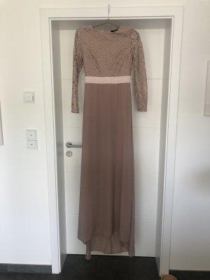 TFNC Robe de bal vieux rose