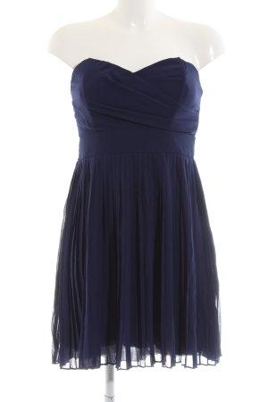 TFNC Bandeaujurk blauw elegant