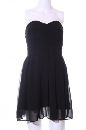 TFNC Bandeaujurk zwart elegant
