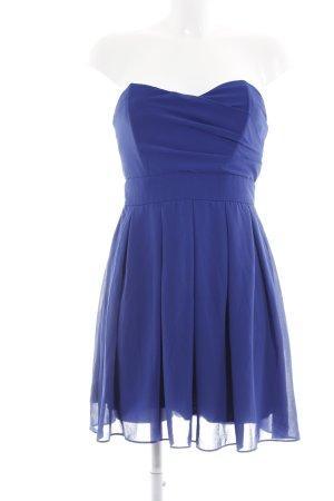 TFNC Robe bandeau bleu