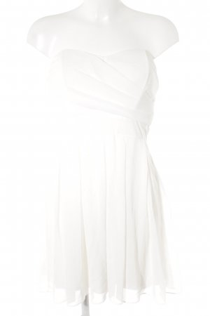 TFNC Cargo Dress white elegant