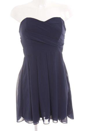 TFNC Cocktailkleid dunkelblau Elegant