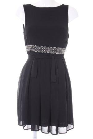 TFNC Cocktailkleid schwarz Elegant