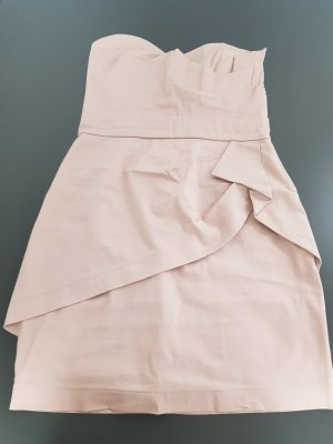 TFNC London Bandeaukleid in Rose