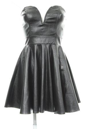 TFNC Minikleid schwarz Elegant