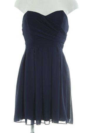 TFNC Off the shoulder jurk blauw elegant