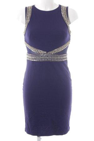 TFNC Trägerkleid dunkelblau Elegant