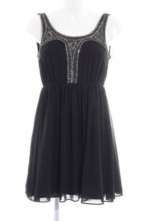 TFNC Trägerkleid schwarz Elegant