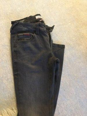Tommy Hilfiger Denim Jeans skinny multicolore Tessuto misto