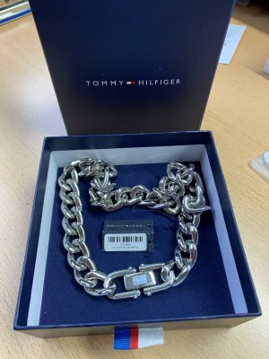 Tommy Hilfiger Link Chain silver-colored stainless steel