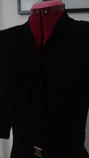 TH Tommy Hilfiger Damen Kleid schwarz S 36 neu Strickkleid