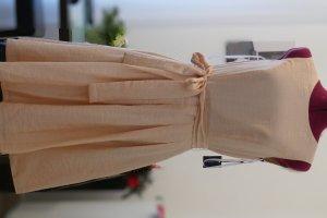 TH Tommy Hilfiger Kleid pink nude 38 40 M Neu ohne Etikett Sommer