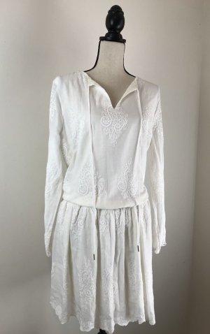 TH Tommy Hilfiger Kleid Sommer Baumwolle 36 38