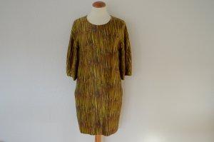 THAKOON Print Seidenkleid in leuchtenden Farben und perfektem Schnitt
