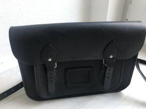 Cambridge Satchel Satchel black leather