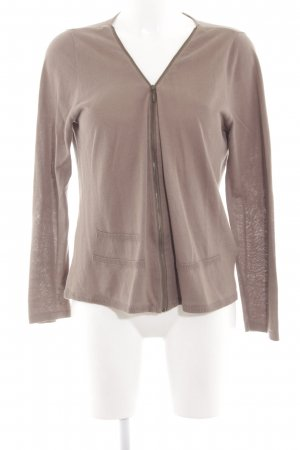 The earth collection Cardigan braun Casual-Look