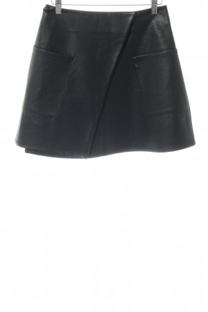 The Fifth Label Faux Leather Skirt black casual look
