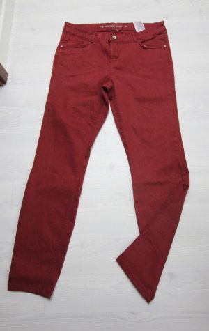 C&A High Waist Trousers carmine