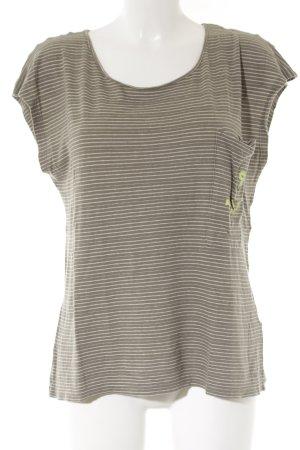 the hip tee Sweatshirt Motivdruck Casual-Look