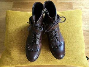The Kooples Chelsea laarzen veelkleurig Leer