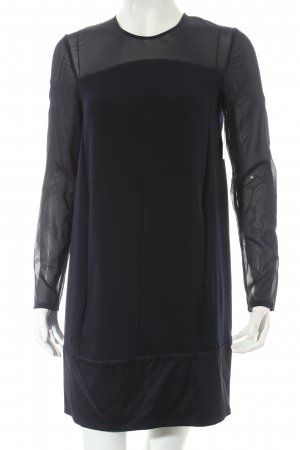 The Kooples Etuikleid dunkelblau Casual-Look