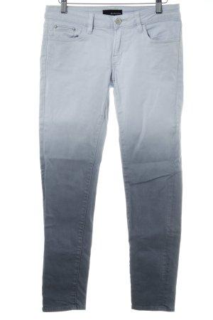 The Kooples Hüftjeans grau-blassblau Casual-Look