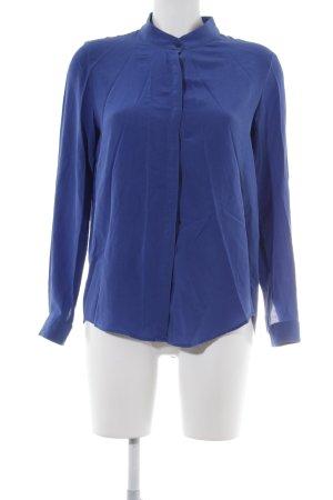 The Kooples Langarm-Bluse blau Elegant