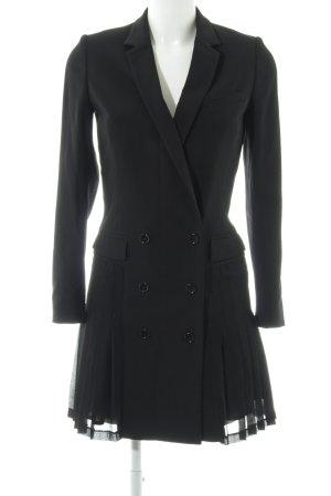 The Kooples Blazer long noir style mode des rues