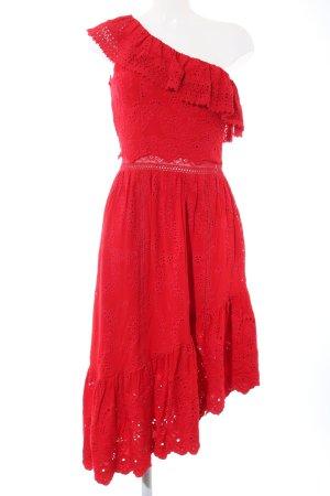 The Kooples Halterjurk rood elegant