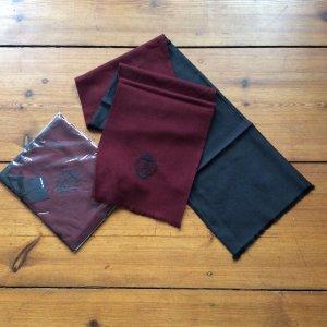 The Kooples Schal aus Seide und Wolle