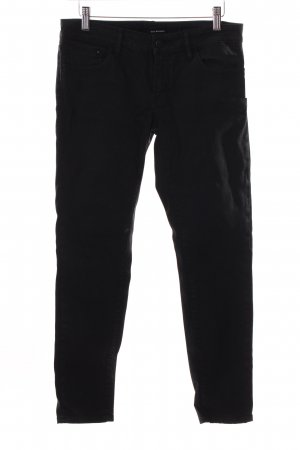 The Kooples Slim Jeans schwarz Casual-Look