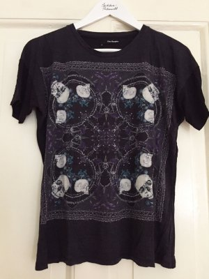 The Kooples T-Shirt schwarz Skulls - S