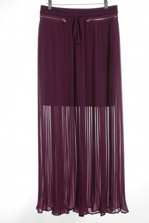 The Kooples Tulle Skirt violet extravagant style