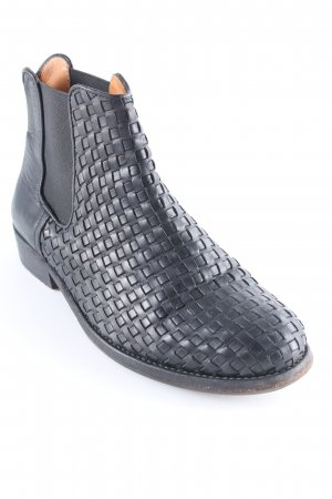 The Last Conspiracy Chelsea Boots schwarz Casual-Look