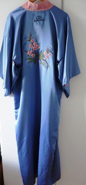 Kimono bleuet-abricot