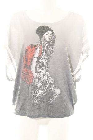 The Love Tree T-Shirt mehrfarbig Casual-Look