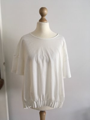 (The Mercer) NY Slip-over Blouse natural white