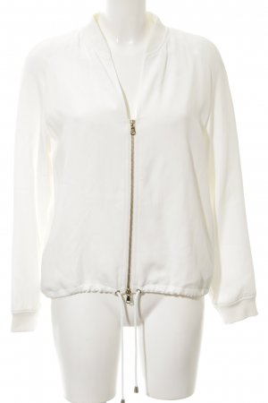 (The Mercer) NY Blouson natural white street-fashion look