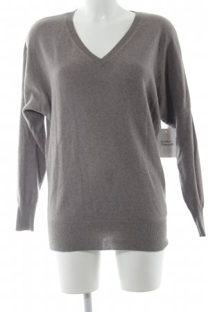(The Mercer) NY Cashmerepullover taupe Casual-Look
