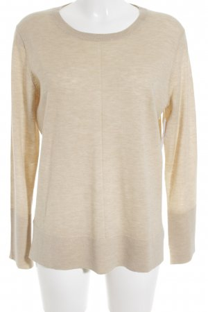 (The Mercer) NY Rundhalspullover beige Casual-Look
